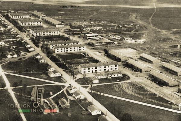11e REI - 11 REI - Legion Etrangere - France - 1939 - Camp de la Valbonne