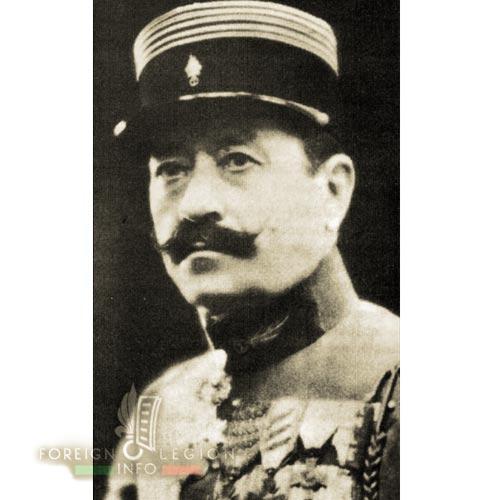 11e REI - 11 REI - Legion Etrangere - France - 1939 - Colonel Maire