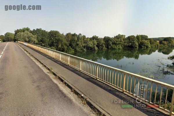 12e REI - 12 REI - Legion Etrangere - France - Champigny - Pont