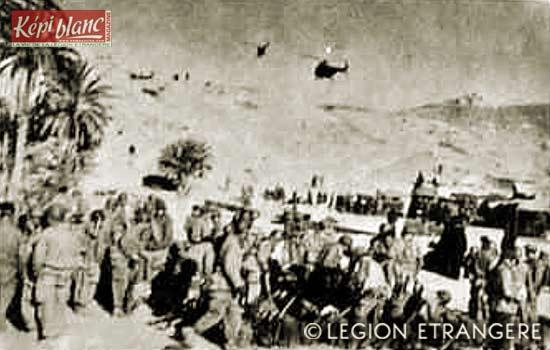 13e DBLE - 13 DBLE - Algeria - Operation Extra Bravo - 1956