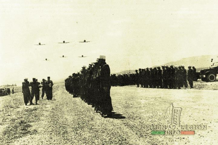 13e DBLE - 13 DBLE - Algeria - Khenchela - Camerone - 1958