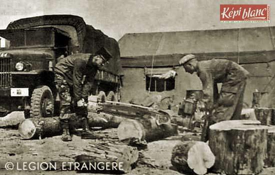 13e DBLE - 13 DBLE - Algeria - Bou Hamama - 1961