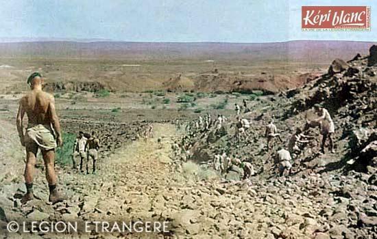 13e DBLE - 13 DBLE - Djibouti - Ali Sabieh - 1962