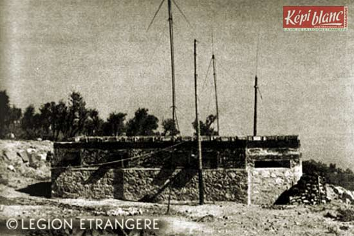 13e DBLE - 13 DBLE - Algeria - Bec de Canard - 1962