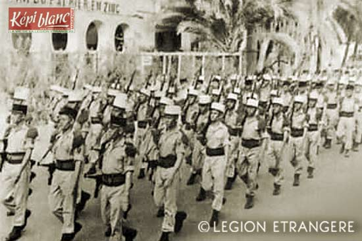 13e DBLE - 13 DBLE - Djibouti - Bastille Day - 14 Juillet - 1963