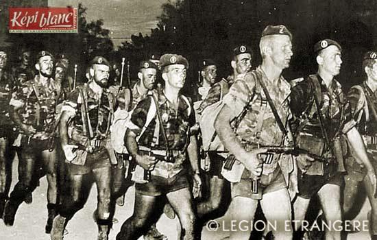 13e DBLE - 13 DBLE - Djibouti - CME - Corporals course - 1970