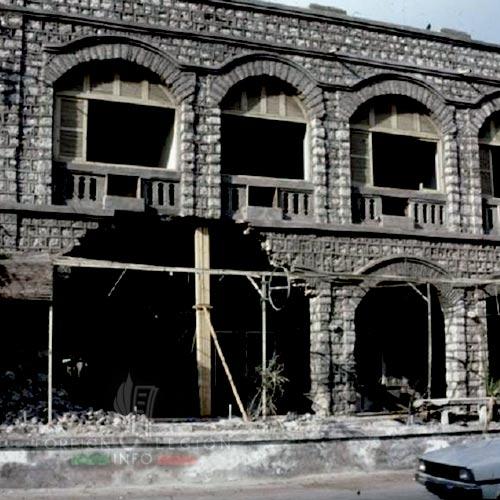 Historil - Djibouti - 1987