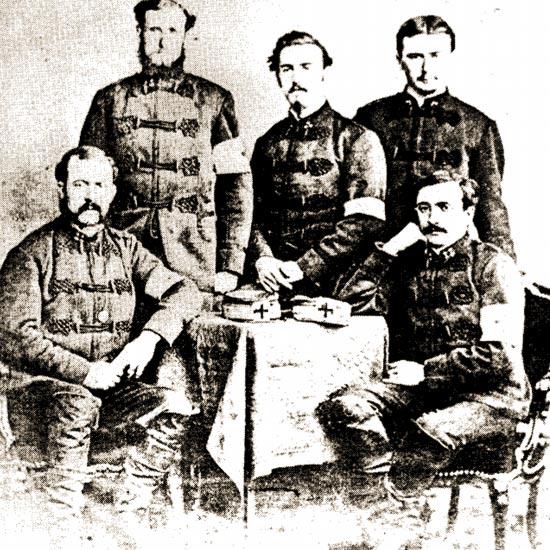 Franco-Irish Ambulance - 1870