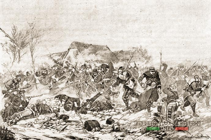 Battle of Coulmiers - 9 November 1870