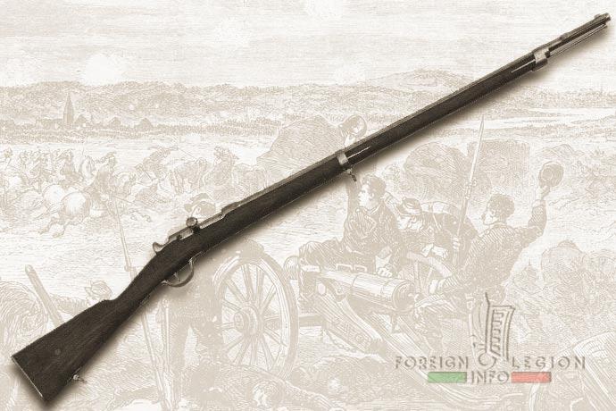 Chassepot rifle