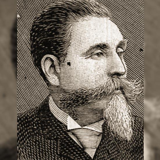 James MacAdaras - 2nd Foreign Regiment - 1870