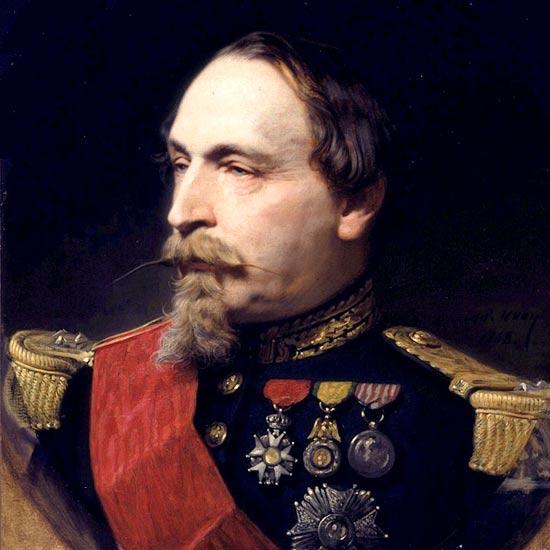 French Emperor Napoleon III