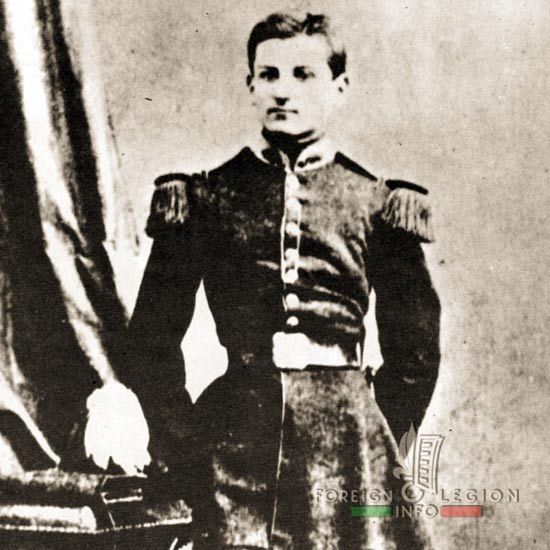 Serbian Prince Karageorgevitch - France - 1866