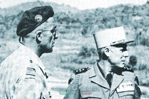 1er BEP - 1 BEP - Foreign Legion Etrangere - 1952 - Na San - Salan - Brothier