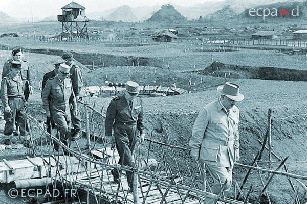 1er BEP - 1 BEP - Foreign Legion Etrangere - 1952 - Na San - Salan