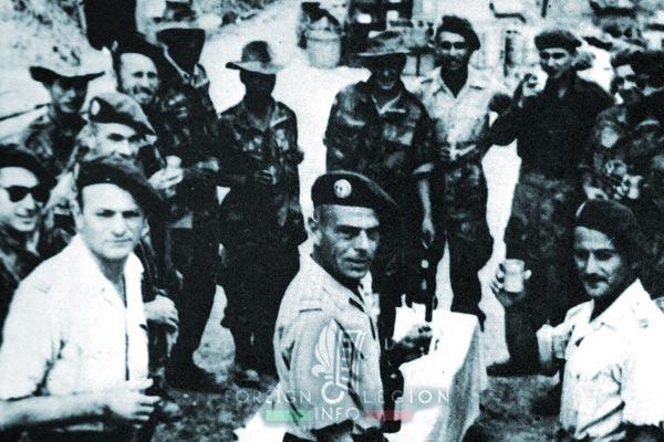 1er BEP - 1 BEP - Foreign Legion Etrangere - 1953 - Dien Bien Phu - Guiraud