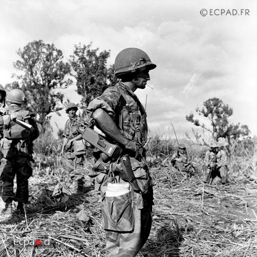 1er BEP - 1 BEP - Foreign Legion Etrangere - 1953 - Dien Bien Phu - Pollux - Cabiro