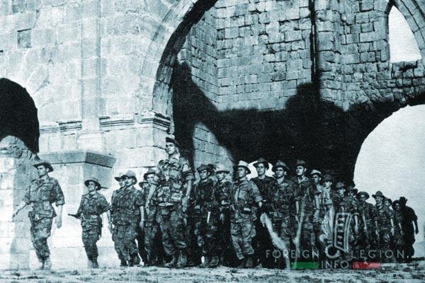 1er BEP - 1 BEP - Foreign Legion Etrangere - 1955 - Lambaesis - Algeria