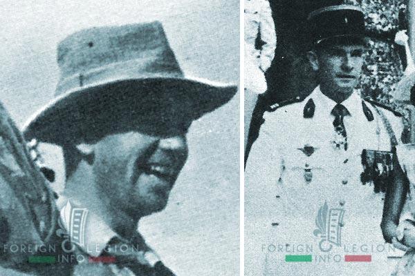 1er REP - 1 REP - Foreign Legion Etrangere - Algeria - Louis Martin