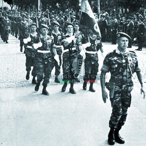 1er REP - 1 REP - Foreign Legion Etrangere - 1959 - Algiers - Jacques Morin