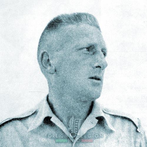 1er REP - 1 REP - Foreign Legion Etrangere - 1959 - Algeria - Lemahieu