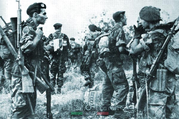 1er REP - 1 REP - Foreign Legion Etrangere - 1959 - Algeria