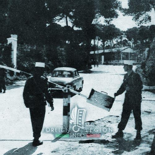 1er REP - 1 REP - Foreign Legion Etrangere - 1961 - Algeria - Camp Zeralda