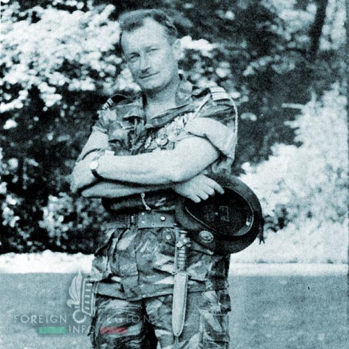 1er REP - 1 REP - Foreign Legion Etrangere - Algeria - Pierre Jeanpierre