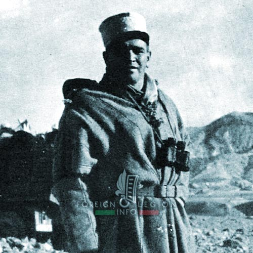 1re CSPL - 1 CSPL - Foreign Legion Etrangere - Sahara - Algeria - Antoine Mattei - 1953-54