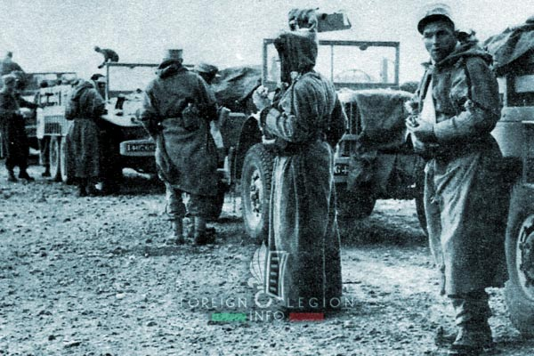 1re CSPL - 1 CSPL - Foreign Legion Etrangere - Operation - Algeria - 1956