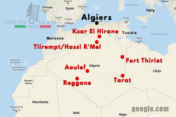 1 ESPL - Saharan Squadron - Escadron Saharien - Algerie - Algeria - 1961-63