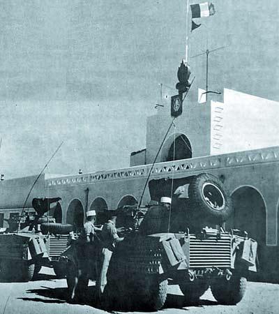 1er ESPL - Ksar El Hirane - 1961