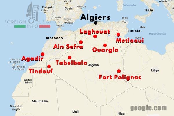 CSPL - Saharan Company - Compagnie Saharienne - Algerie - Algeria - 1940-45 - WWII
