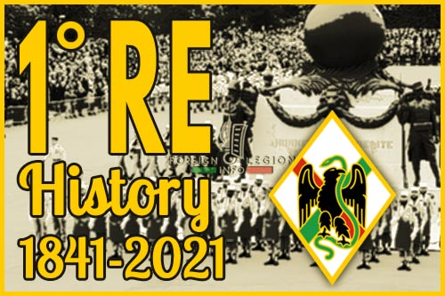 1st Foreign Regiment - History - 1er RE - 1 RE - 1st RE