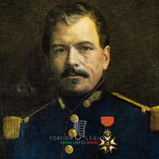 1st Foreign Legion Regiment - Foreign Legion - Colonel Vienot