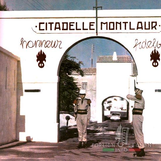 1st Foreign Regiment - Foreign Legion - 1967 - Corte - Corsica