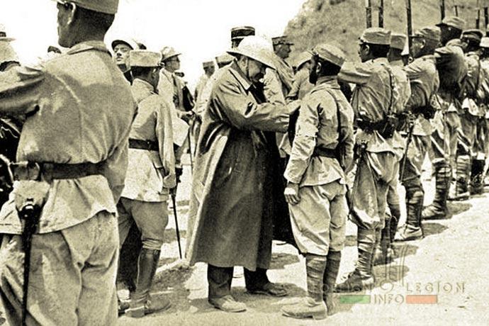 1st Foreign Infantry Regiment - Foreign Legion - Paul Painlevé - 6th Battalion - Morocco - 1925