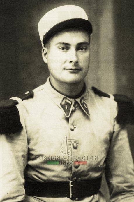 1st Foreign Infantry Regiment - Foreign Legion - Prince Napoleon