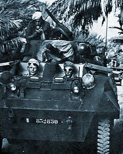 1er REC - 1 REC - 1st REC - kebili - Tunisia - AM M8 - 1956