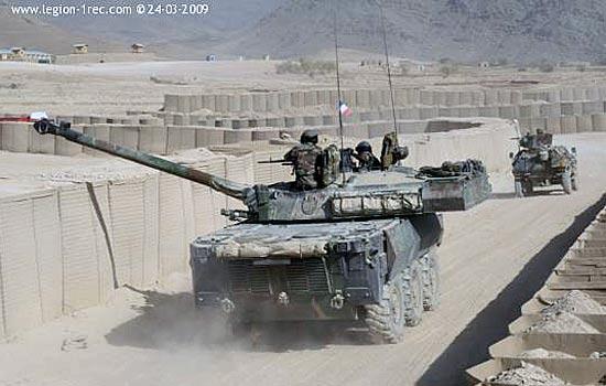 1er REC - 1 REC - 1st REC  - Afghanistan - 2009
