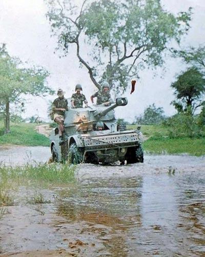1er REC - 1 REC - 1st REC - AML - Chad - 1980
