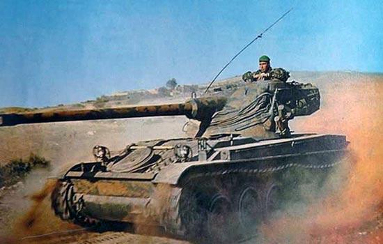 1er REC - 1 REC - 1st REC - AMX 13 - 1966