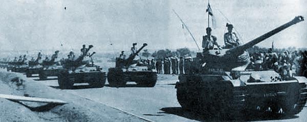 1er REC - 1 REC - 1st REC - AMX 13 - Camerone - 1966