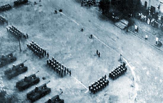 1er REC - 1 REC - 1st REC - Bou Saada - Algeria - 1957