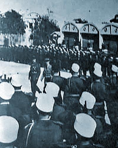 1er REC - 1 REC - 1st REC - Sousse - Camerone - 1956