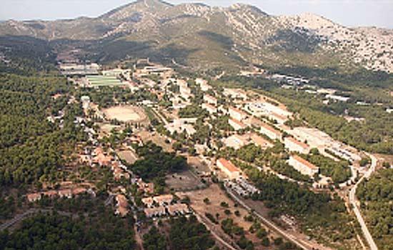 1er REC - 1 REC - 1st REC  - Camp Carpiagne