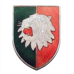 1er REC - 1 REC - GRD 97 - Groupement mecanisé - Groupe autonome - insigne - insignia