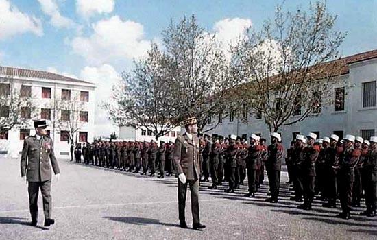 1er REC - 1 REC - 1st REC - Saint Georges - 1979