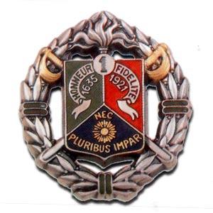 1er REC - 1 REC - 1st REC - insigne - insignia