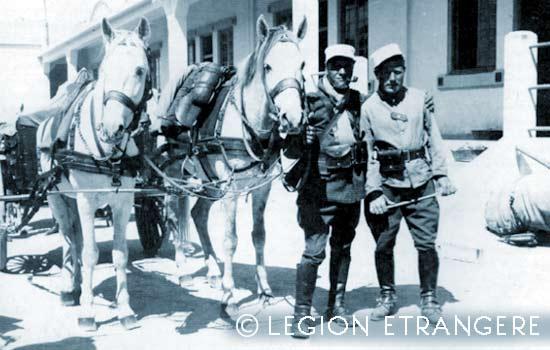 1er REC - 1 REC - 1st REC  - Tunisia - Sousse - 1937